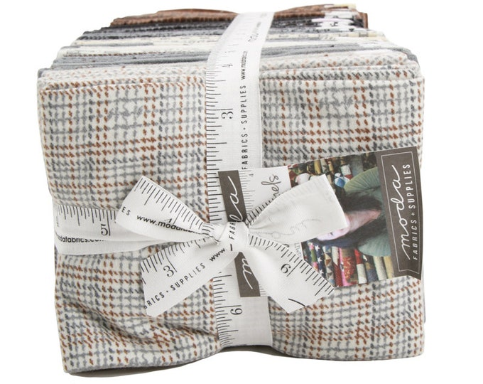 Featured listing image: FREE SHIPPING Farmhouse Flannels Fat Quarter Bundle by Primitive Gatherings for Moda
