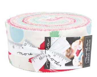 FREE SHIPPING Cheeky Jelly Roll by Urban Chiks for Moda