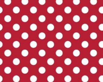 Kimberbell Basics Dots Red