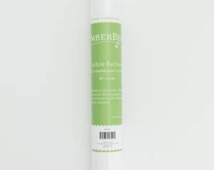 "Fusible Backing Stabilizer (20"" x 5yds) by Kimberbell"