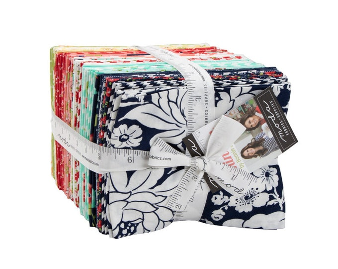 Shine On Fat Quarter Bundle by Bonnie & Camille for Moda