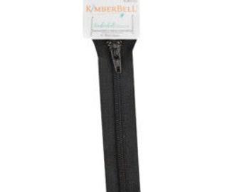"Kimberbellishments 16"" Black Zipper"