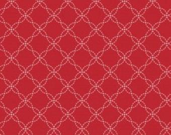 Kimberbell Basics Lattice Red