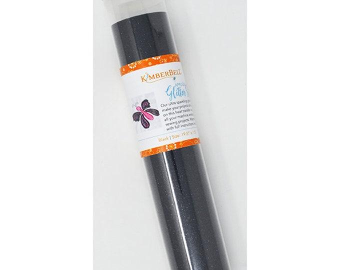 Kimberbell Applique Glitter Sheet (Black)
