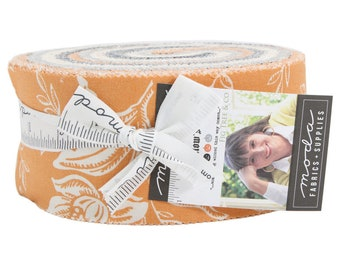 FREE SHIPPING All Hallow's Eve Jelly Roll by Fig Tree Quilts for Moda