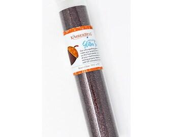 Kimberbell Applique Glitter Sheet (Brown)