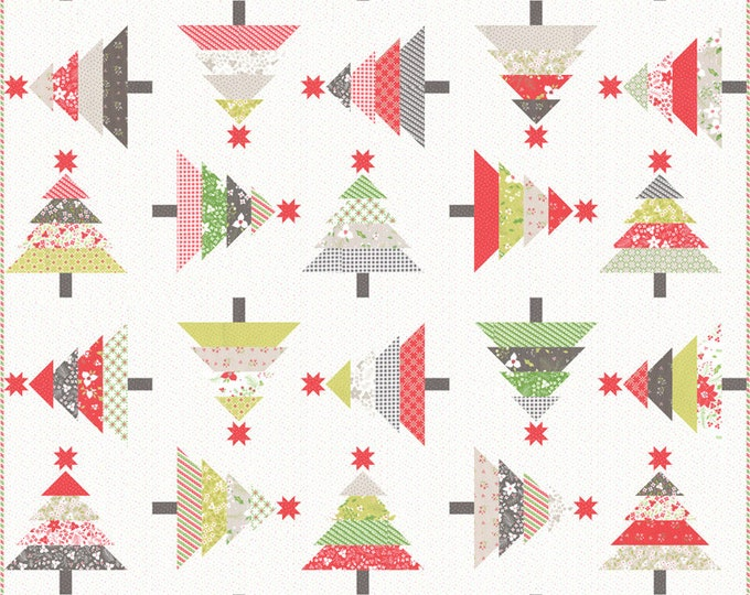 Holliberry Quilt Kit by Corey Yoder for Moda