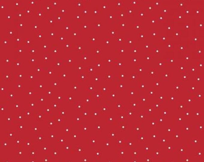 Kimberbell Basics Red Tiny Dots