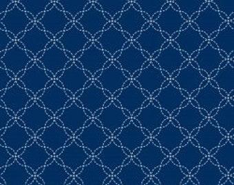 Kimberbell Basics Lattice Blue