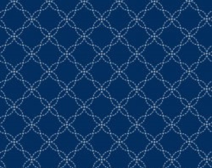 Kimberbell Basics Lattice Blue