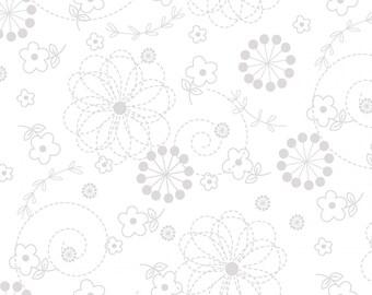 Kimberbell Basics White on White Doodles