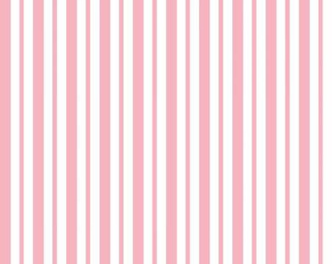 Kimberbell Basics Pink Mini Awning Stripe