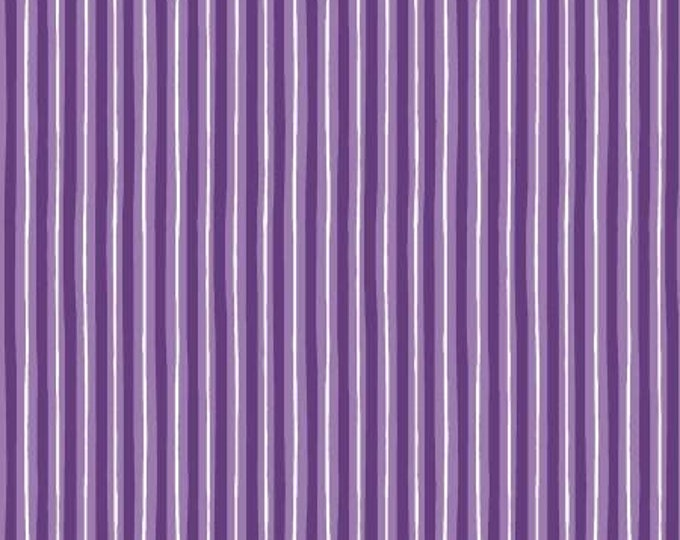 Kimberbell Basics Violet Little Stripe