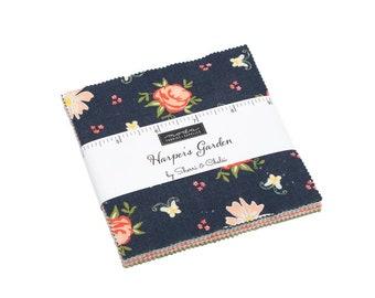 Harper's Garden Charm Pack by Sherri & Chelsi for Moda