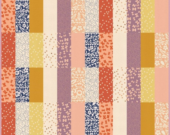 Swatch Quilt Kit Featuring Alma by Ruby Star Society