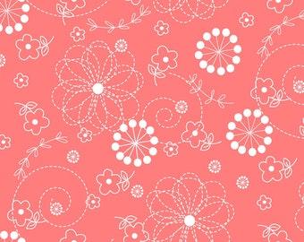 kimberbell Basics Peachy Pink Doodles