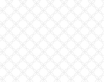 Kimberbell Basics White Lattice