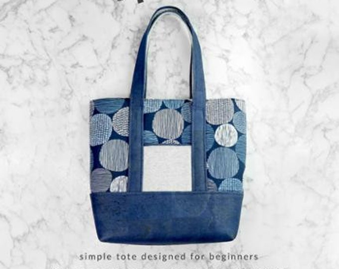 Anna Bag Pattern by Sew In Style