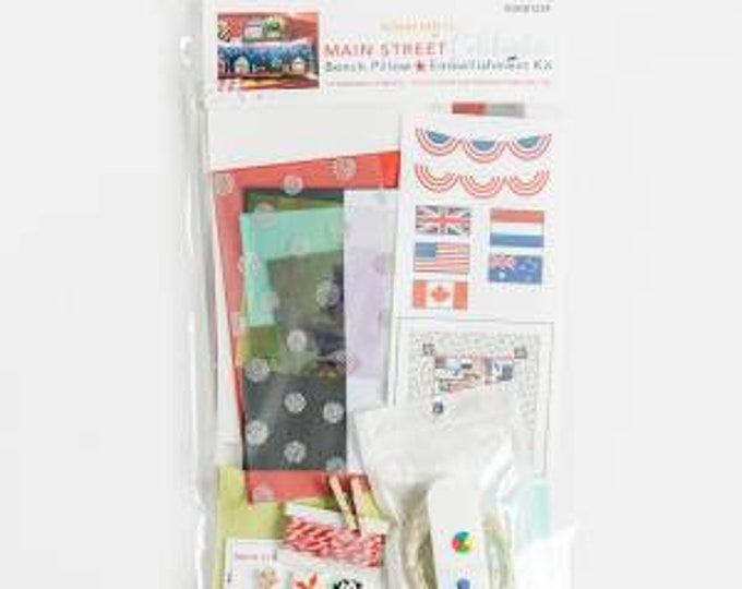 Main Street Celebration Embellishment Kit by Kimberbell