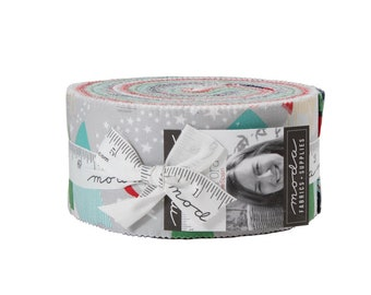 FREE SHIPPING Aurora Jelly Roll by Kate Spain for Moda