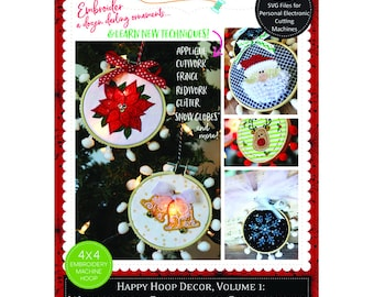 Happy Hoop Decor Volume 1: Whimsical Ornaments