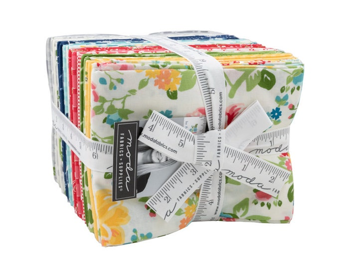 Homestead Fat Quarter Bundle by April Rosenthal for Moda