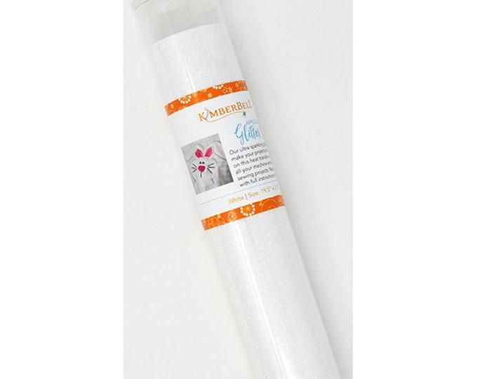 Kimberbell Applique Glitter Sheet (White)