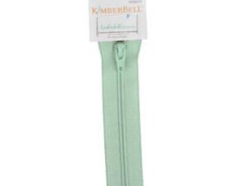 """Kimberbellishments 16"""" Aqua Zipper"""