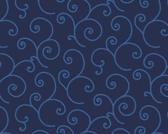 Kimberbell Basics Scroll Blue