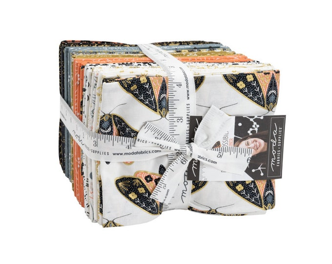 Dwell Fat Quarter Bundle by Gingiber for Moda