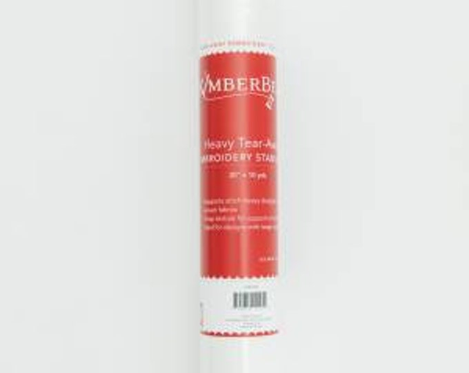 Heavy Tear-Away Embroidery Stabilizer by Kimberbell