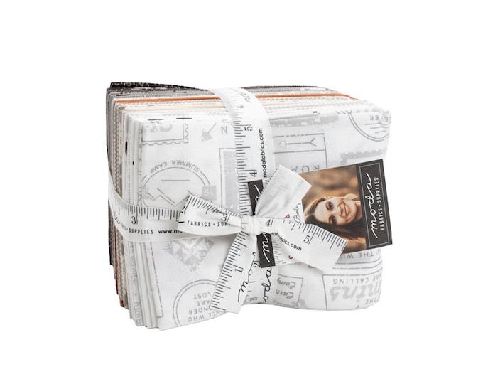 Smoke & Rust Fat Quarter Bundle by Lella Boutique for Moda