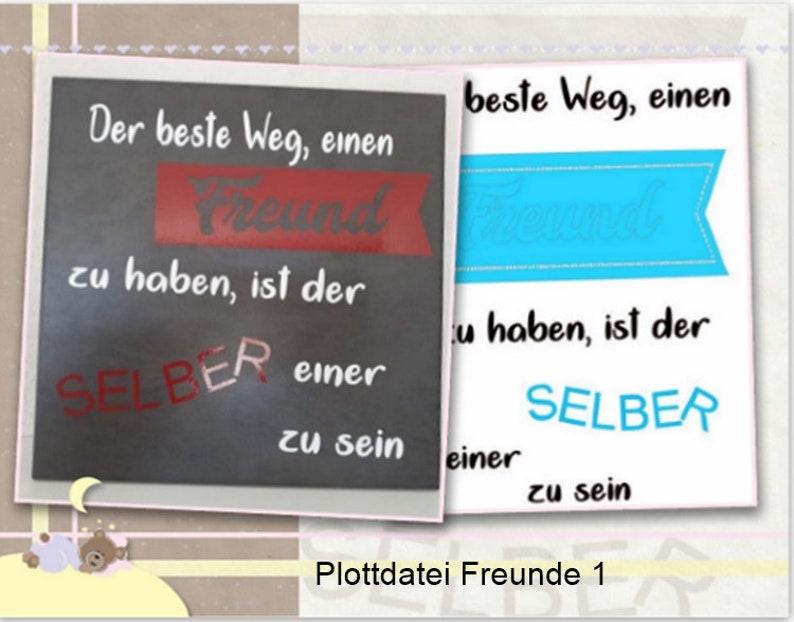 PlottFile Friends 1 *