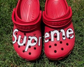 Custom crocs | Etsy