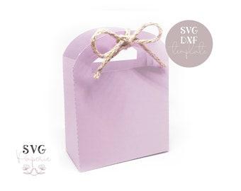 Gift Bag Template Etsy