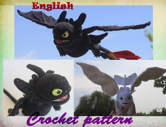 I found this useful wing crochet video in Pinterest My dragon will ... | 435x570