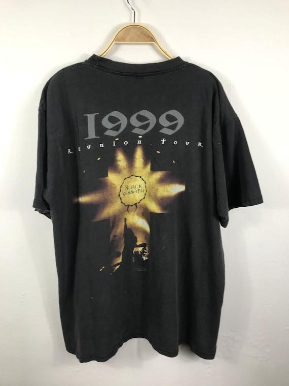 Black Sabbath Reunion Tour Shirts XL Size