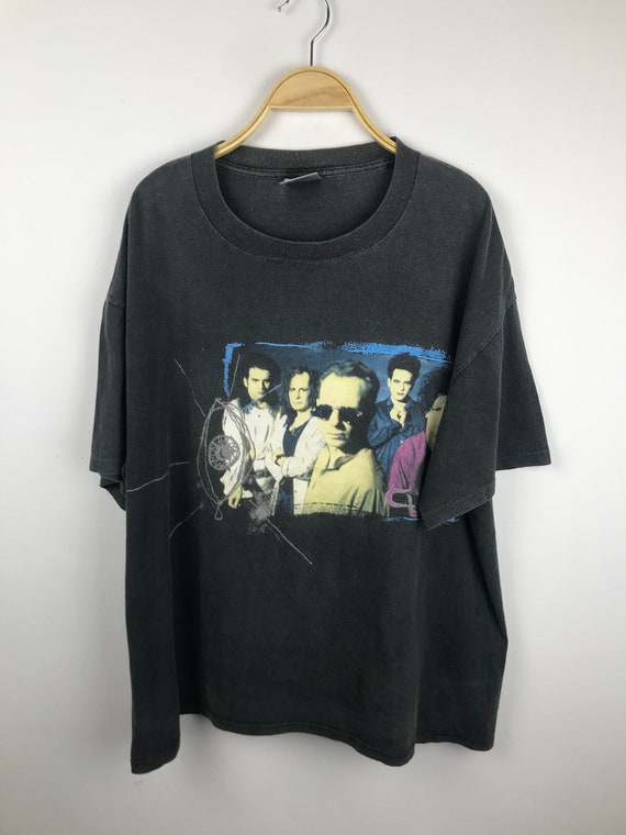 The cure wish tour 92 XL size brockum made in usa