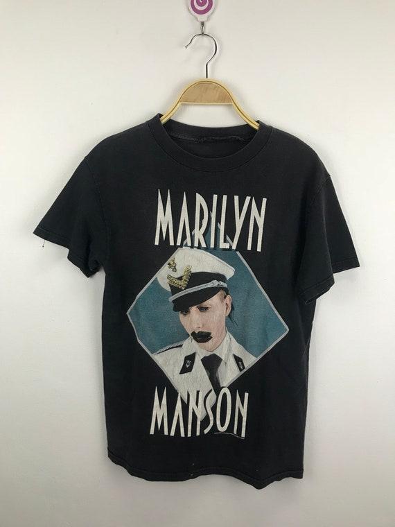 Marilyn Manson Grotesk Burlesk Shirt