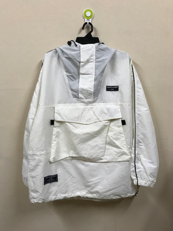 polo sport pullover jacket hoodie made in usa
