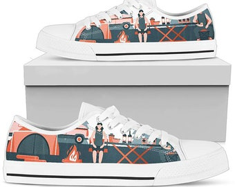 dcd15bbbe42d Happy camper shoes