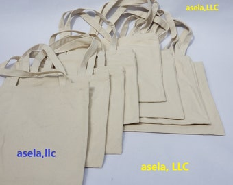 482a3536e Heavy Duty Plain Canvas tote bags. Durable Reusable Washable Tote Bag  perfect for Crafting D.I.Y