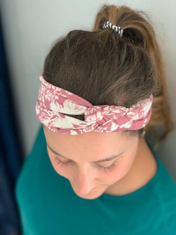 Sailor Knot Headband Knot Headband Women s Headband  84b4a8b92eb