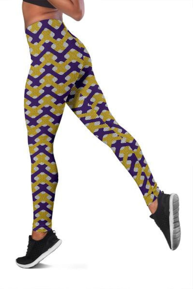 a4af47d0cbe37 LSU Tigers Inspired/Liberty/Leggings/Fashion | Etsy
