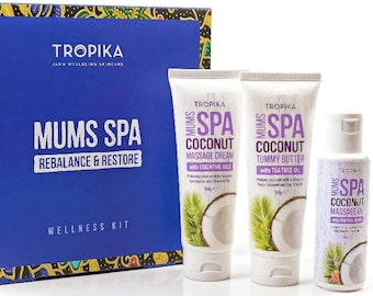 Health & Beauty Special Section Coconut Tummy Butter With Tea Tree Oil By Tropika Skincare Buy Now Bath & Body
