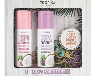 Special Section Coconut Tummy Butter With Tea Tree Oil By Tropika Skincare Buy Now Mixed Items Bath & Body