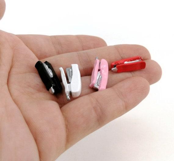 1:12 Dollhouse Miniature Stapler// Miniature Office Supply A19