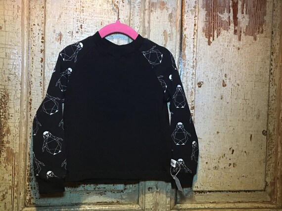 d54a4430dcb Sweatshirt Penguins Gr. 92