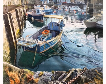 Carnlough, Antrim Coast.