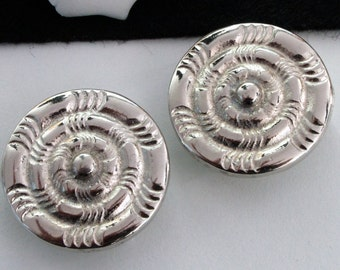 2 Belt buckles 20 mm screw silver, belt clasp, buckle, buckle, metal buckle, buckle